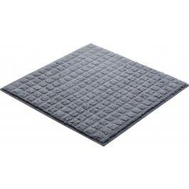 Koupelnová předložka polyester Grund 55x55 cm, šedá SIKODGEMI553