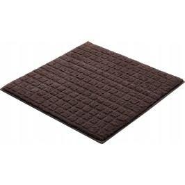 Koupelnová předložka polyester Grund 55x55 cm, hnědá SIKODGEMI554