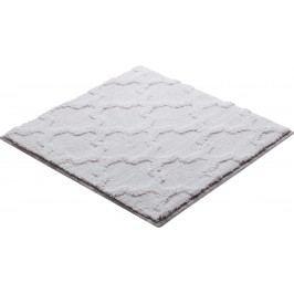 Koupelnová předložka polyester Grund 55x55 cm, krémová SIKODGNAN551