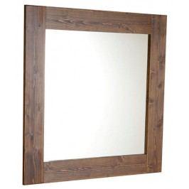 Zrcadlo Naturel Country 80 cm, hnědá SIKONSB051