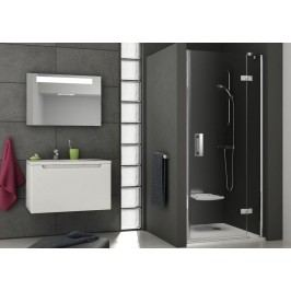 Sprchové dveře Ravak Smart Line jednokřídlé 120 cm, čiré sklo, chrom profil 0SLGAA00Z1