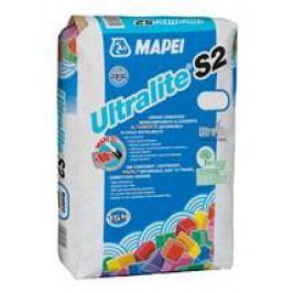 Lepidlo Mapei Ultralite S2 15 kg šedá (C2TE S2) 1201515
