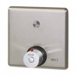 Sprchová baterie Sanela s vypínačem nerez SLS02PT