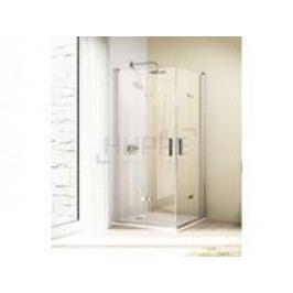Sprchové dveře Huppe 501 Design Elegance jednokřídlé 100 cm, čiré sklo, chrom profil, pravé 8E0905.092.322