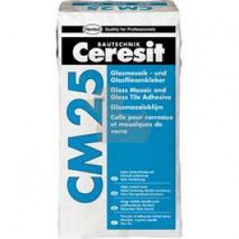 Lepidlo Ceresit CM25 20 kg bílá (C2FT) CM2520