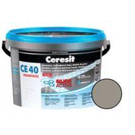 Spárovací hmota Ceresit CE40 2 kg cementově šedá (CG2WA) CE40212
