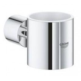 Grohe Atrio - Držák skleničky/mýdelníku, chrom 40304003