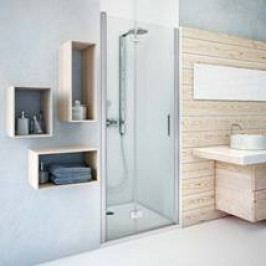 Sprchové dveře 110x201,2 cm levá Roth Tower Line chrom lesklý 739-110000L-00-02