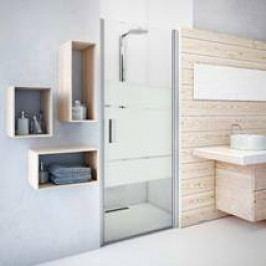 Sprchové dveře 110x201,2 cm Roth Tower Line chrom lesklý 728-1100000-00-02