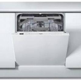 Whirlpool Vestavná myčka nádobí integrovaná, 60 cm WIC3C23PEF
