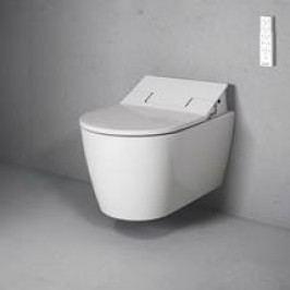 Závěsné WC Duravit ME BY STARCK, zadní odpad 2528590000