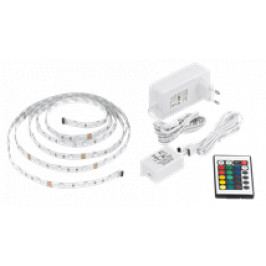 Eglo EGLO LED páska 2m+ovlad.+RGB,stmív 92062