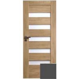 Naturel Interiérové dveře Accra 80 cm, pravé, jednokřídlé ACCRAS80P