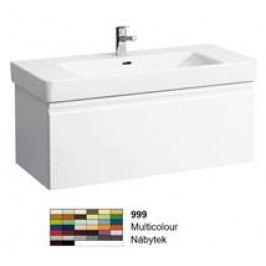 Skříňka pod umyvadlo Laufen Pro S 101 cm, multicolor H4835510969991