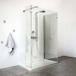 Sprchový kout Roltechnik Walk-in 80 cm, univerzální 935-1000800-00-02