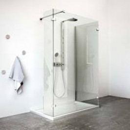 Sprchový kout Roltechnik Walk-in 100 cm, univerzální 935-1200100-00-02