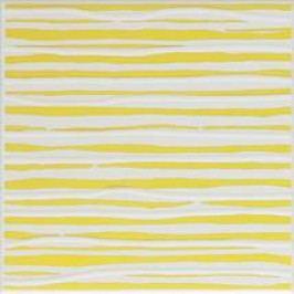 Dekor Fineza Happy žlutá 20x20 cm lesk DHAP20YE