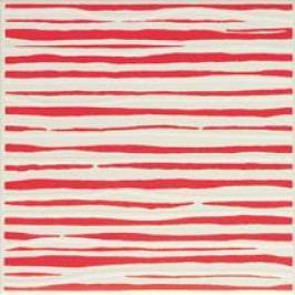 Dekor Fineza Happy červená 20x20 cm lesk DHAP20RE