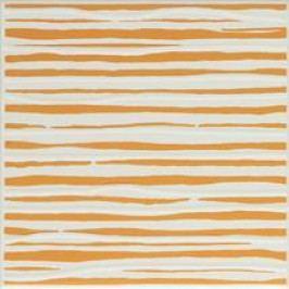 Dekor Fineza Happy oranžová 20x20 cm lesk DHAP20OR
