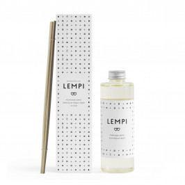 SKANDINAVISK Náhradní náplň do difuzéru LEMPI (láska) 200 ml, bílá barva, plast