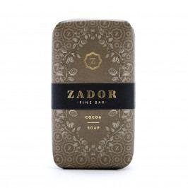 ZADOR Luxusní mýdlo ZADOR - Kakao, šedá barva, hnědá barva