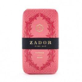 ZADOR Luxusní mýdlo ZADOR - Paprika, červená barva
