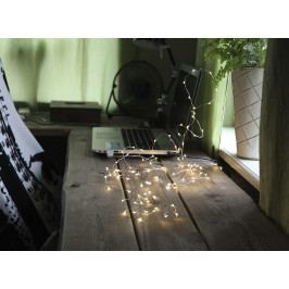 STAR TRADING USB světelný řetěz - Light Thread, čirá barva