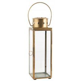 IB LAURSEN Zlatá lucerna Blavand, zlatá barva, sklo