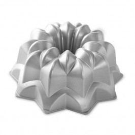 Nordic Ware Hliníková forma na bábovku Vintage Star, šedá barva, kov