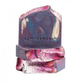 Almara Soap Přírodní mýdlo Hvězdný prach, fialová barva, modrá barva