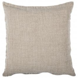 IB LAURSEN Povlak na polštář Cover natural 48 x 50 cm, béžová barva, textil