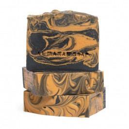 Almara Soap Přírodní mýdlo Amber nights, černá barva