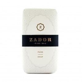 ZADOR Luxusní mýdlo ZADOR Pure - pro citlivou pokožku, bílá barva