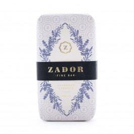 ZADOR Luxusní mýdlo ZADOR - Levandule a verbena, fialová barva