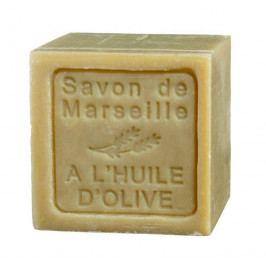 LE CHATELARD Marseillské mýdlo kostka 100g - olivový olej, zelená barva