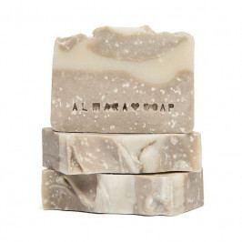 Almara Soap Přírodní tuhé mýdlo Dead Sea, béžová barva, šedá barva