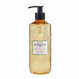 MORRIS & Co. Tekuté mýdlo Golden Lily 320ml, čirá barva, plast