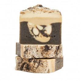 Almara Soap Přírodní mýdlo Coffee Time, hnědá barva