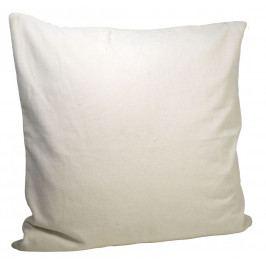 MADAM STOLTZ Povlak na polštář 50 x 50 white, bílá barva, textil
