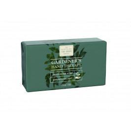 SCOTTISH FINE SOAPS Jemné peelingové mýdlo Gardeners Therapy 220g, zelená barva