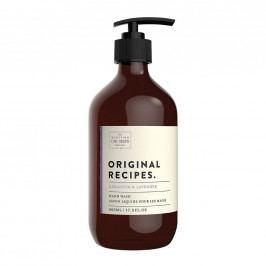 SCOTTISH FINE SOAPS Tekuté mýdlo na ruce Muškát a levandule - 500ml, hnědá barva, plast