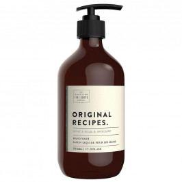SCOTTISH FINE SOAPS Tekuté mýdlo na ruce Kozí mléko a avokádo 500ml, hnědá barva, plast
