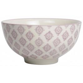 IB LAURSEN Miska Casablanca malva, fialová barva, keramika