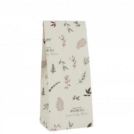 IB LAURSEN Papírový sáček Botanicals S, bílá barva, hnědá barva, papír