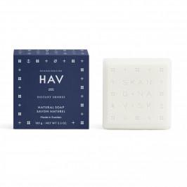 SKANDINAVISK Tuhé mýdlo HAV (vzdálené břehy) 100 g, modrá barva, papír