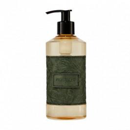 MORRIS & Co. Tekuté mýdlo Suede and Amber 300ml, zelená barva, plast