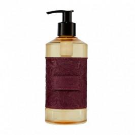 MORRIS & Co. Tekuté mýdlo Fig and Sandalwood 300ml, červená barva, plast