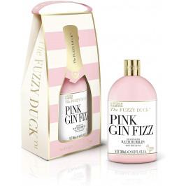 Baylis & Harding Pěna do koupele Pink Gin Fizz 500ml, růžová barva, plast