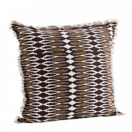 MADAM STOLTZ Bavlněný povlak na polštář Wild Savanna 50 x 50 cm, multi barva, textil