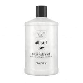 SCOTTISH FINE SOAPS Náhradní náplň tekutého mýdla Au Lait 750ml, bílá barva, plast